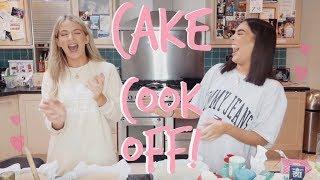 ISSA COOK OFF! | BESTIE VS BESTIE | Sophia and Cinzia