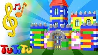 TuTiTu Spielzeug und Lieder auf Englisch   Palast