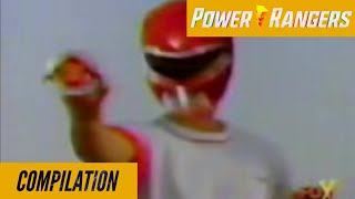 All Morphs In Power Rangers | Mighty Morphin - Beast Morphers