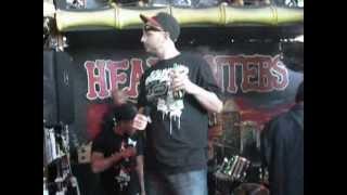 DJ Kattfish at SXSW Headhunters 3/16