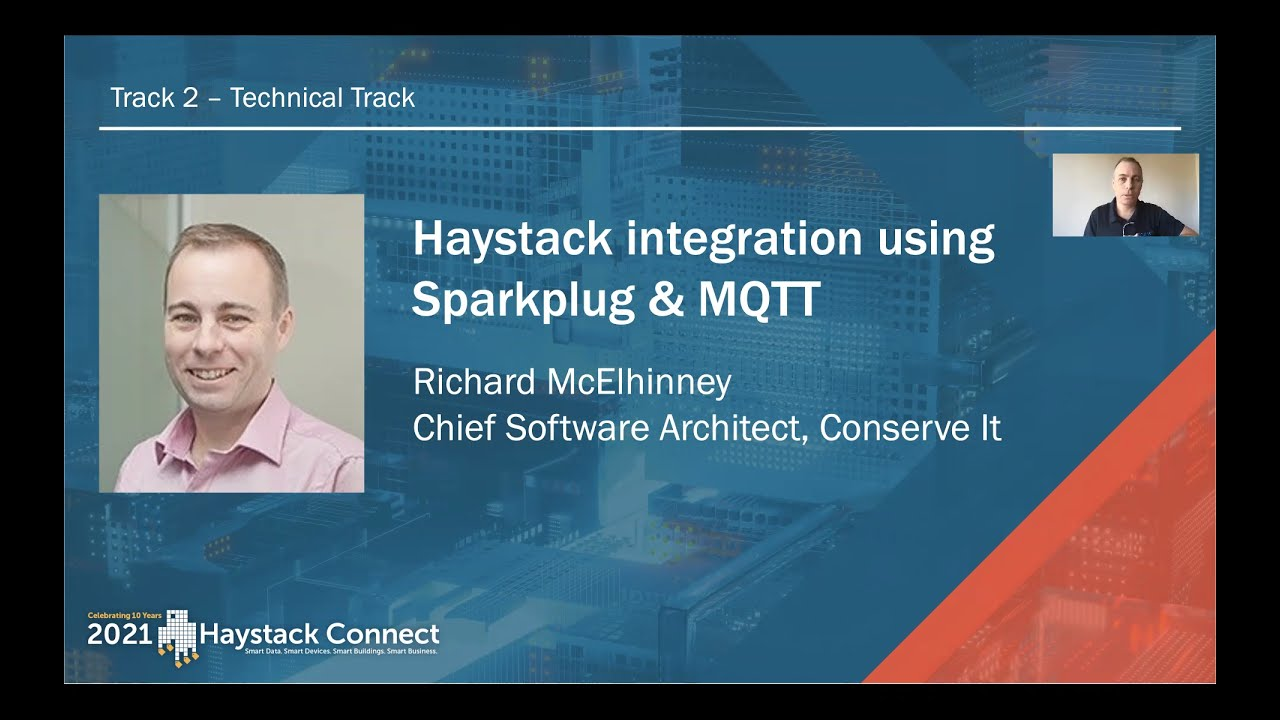 Haystack Connect 2021   Richard McElhinney
