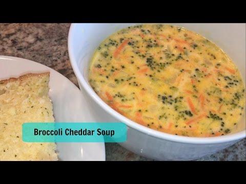 Recipe Share | Panera's Copycat Broccoli Cheddar Soup