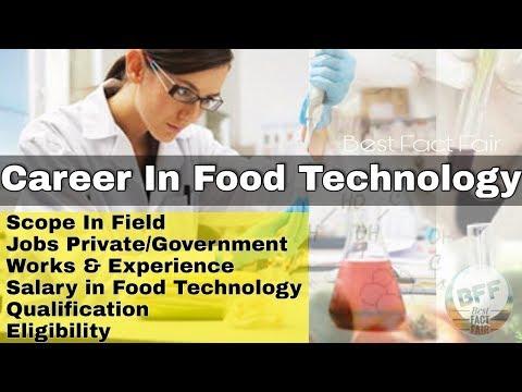 Career In Food Technology  Food Technology क्या हैं?  पूरी जानकारी