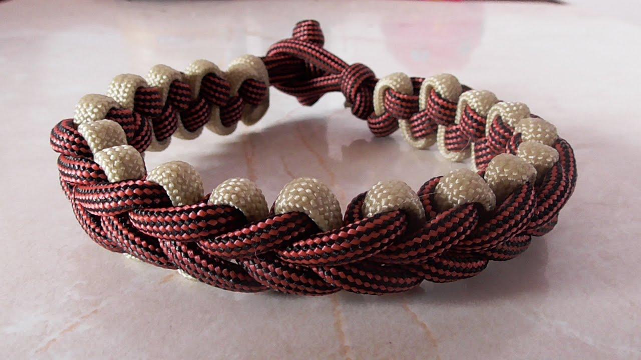 how to make a 3 strand braid