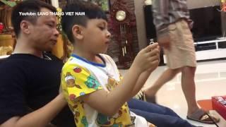 Tết ghé thăm bé An Khang, thách thức danh hài
