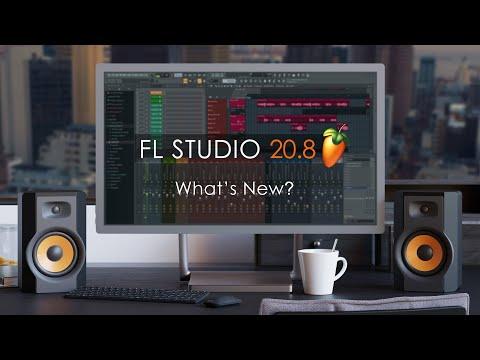 FL STUDIO 20.8   What's New?