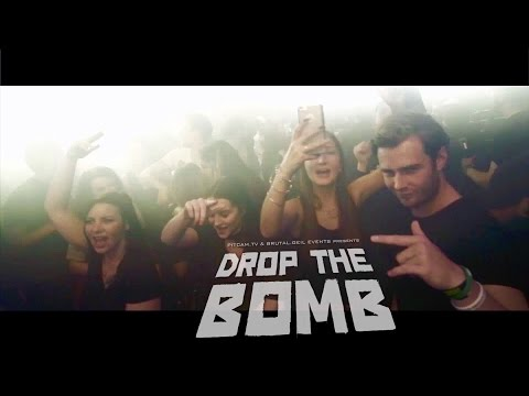 Drop The Bomb Party, Berlin [Aftermovie] | www.pitcam.tv