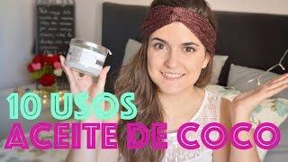 Aceite de coco | 10 usos para estar más guapa