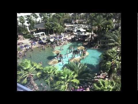Kid Friendly Vegas: 3 Pools in 3 Days