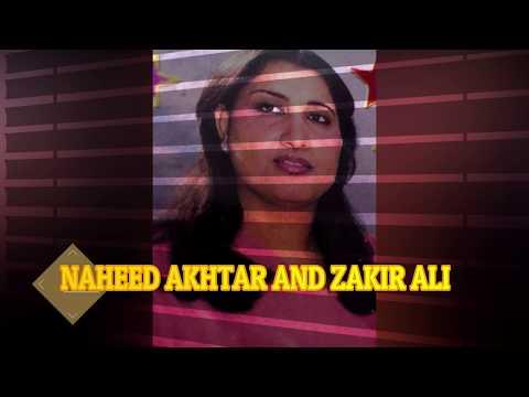 Naheed Akhtar - Sajnan Noon Kadi Jhootha - Punjabi Geet - Radio Pakistan Songs