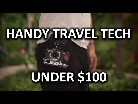 Handy TRAVEL Camera Tech Under $100!
