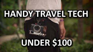 Handy TRAVEL Camera Tech Under $100!