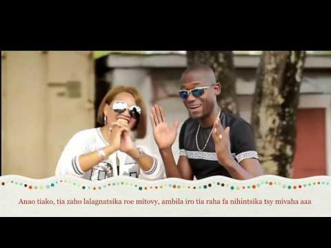 Dah'Mama ft DJ Mourchidy -- Misy chance (Tononkira/Lyrics)