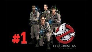 GHOSTBUSTERS: The Video Game (LOS CAZAFANTASMAS) - PC GAMEPLAY ESPAÑOL - PART 1
