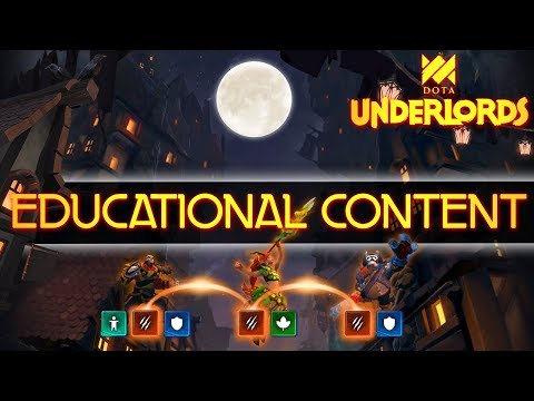 Informational Walk-Through: Full Game On How Decisions Can Influence Your Game | Dota Underlords