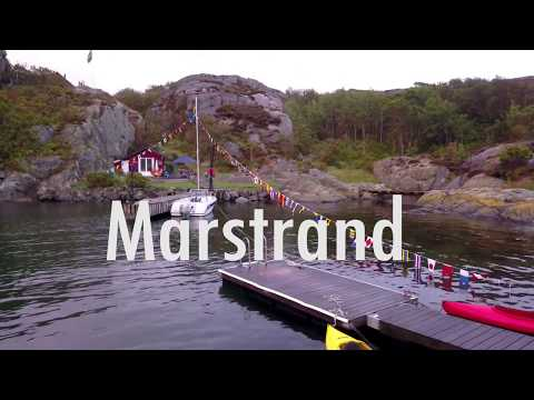 Exploring the Islands of Marstrand, Sweden