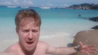 เกาะสิมิลันสวยเกินกว่าจะพรรณนาได้ ! The Similan Islands