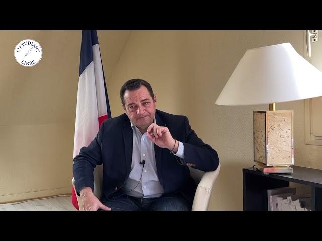 Grand entretien avec Jean-Frédéric Poisson, présidentielle 2022, Emmanuel Macron, crise sanitaire...