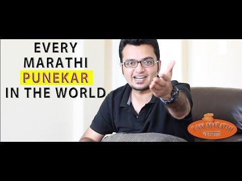 Every Punekar Marathi in the World