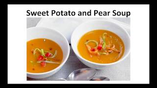 Paleo Diet Recipes - Sweet Potato And Pear Soup By A Former Diabetic
