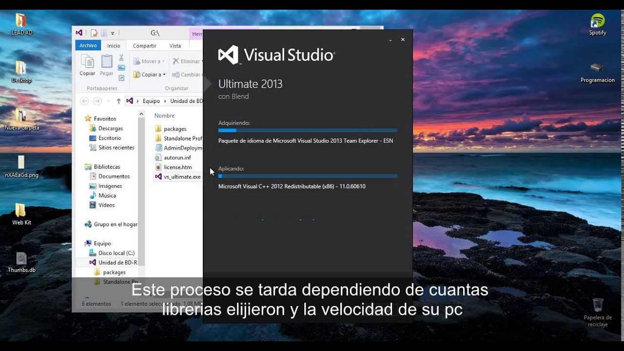 Visual Studio 2013 - Descargar