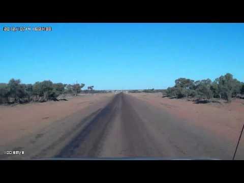 Video 331 Kennedy Developmental Road - Diamnatina River to Winton