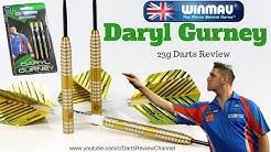 Winmau Daryl Gurney 23g darts review