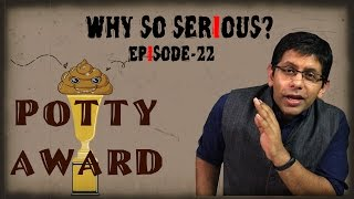 Why So Serious? Ep 22: And The P.OT.T.Y Award for 2016 Goes to...