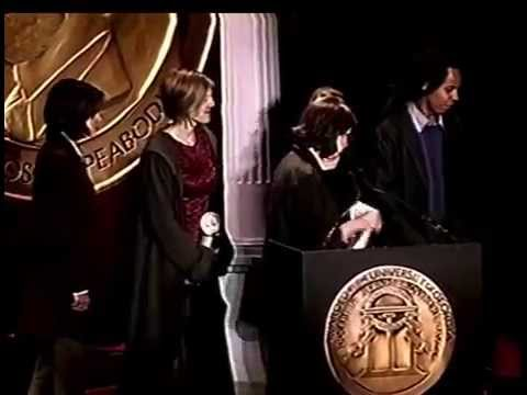 Nikki Silva - The Sonic Memorial Project - 2002 Peabody Award Acceptance Speech