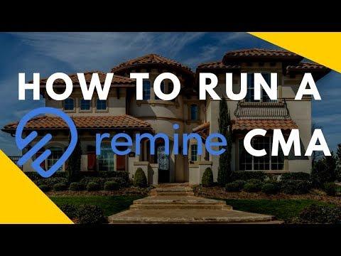 How to Run a Remine CMA - Become the Neighborhood Expert