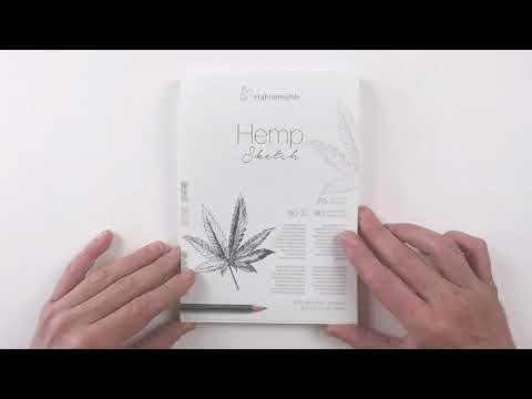 Cesc Farré presents Hemp Sketch Paper from the Natural Line