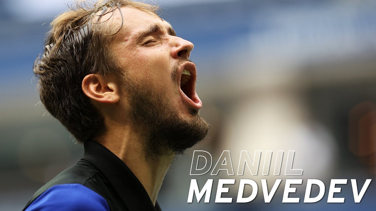 Daniil Medvedev | US Open 2020 In Review