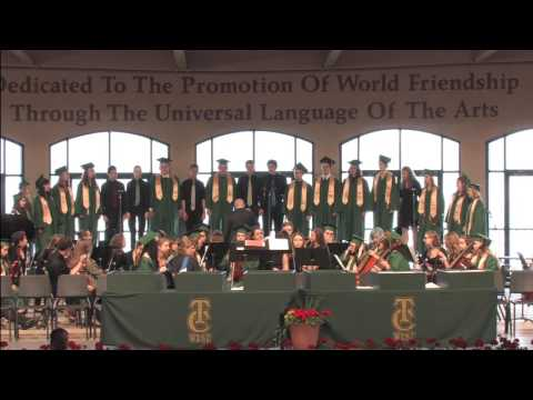 2016 West Senior High School Graduation