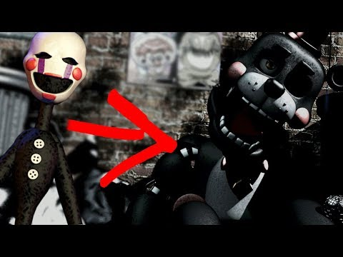 Let's Solve Five Nights at Freddy's 6 Together