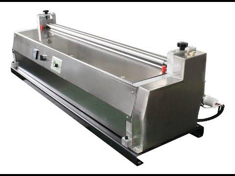 JS-700E-JS-1000E Hot Melt Gluing Machine