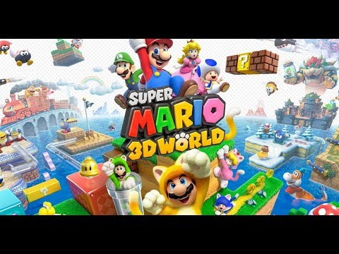 Super Mario In 3D World Nintendo Switch Trailer