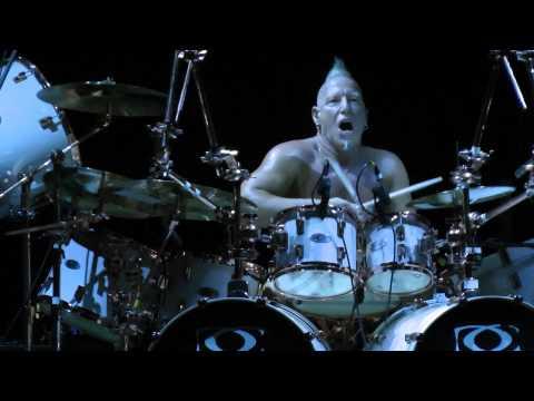 Mike Terrana - Baltic Drum Battle (St. Petersburg, Russia 05.10.2014)
