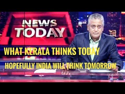 What Kerala Thinks Today, Hopefully India Will Think Tomorrow #COVID19