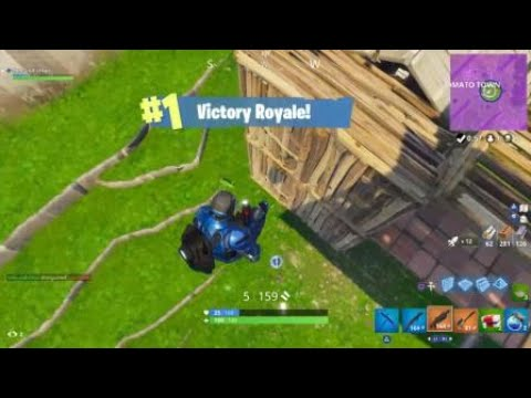 Fortnite battle royale another win today