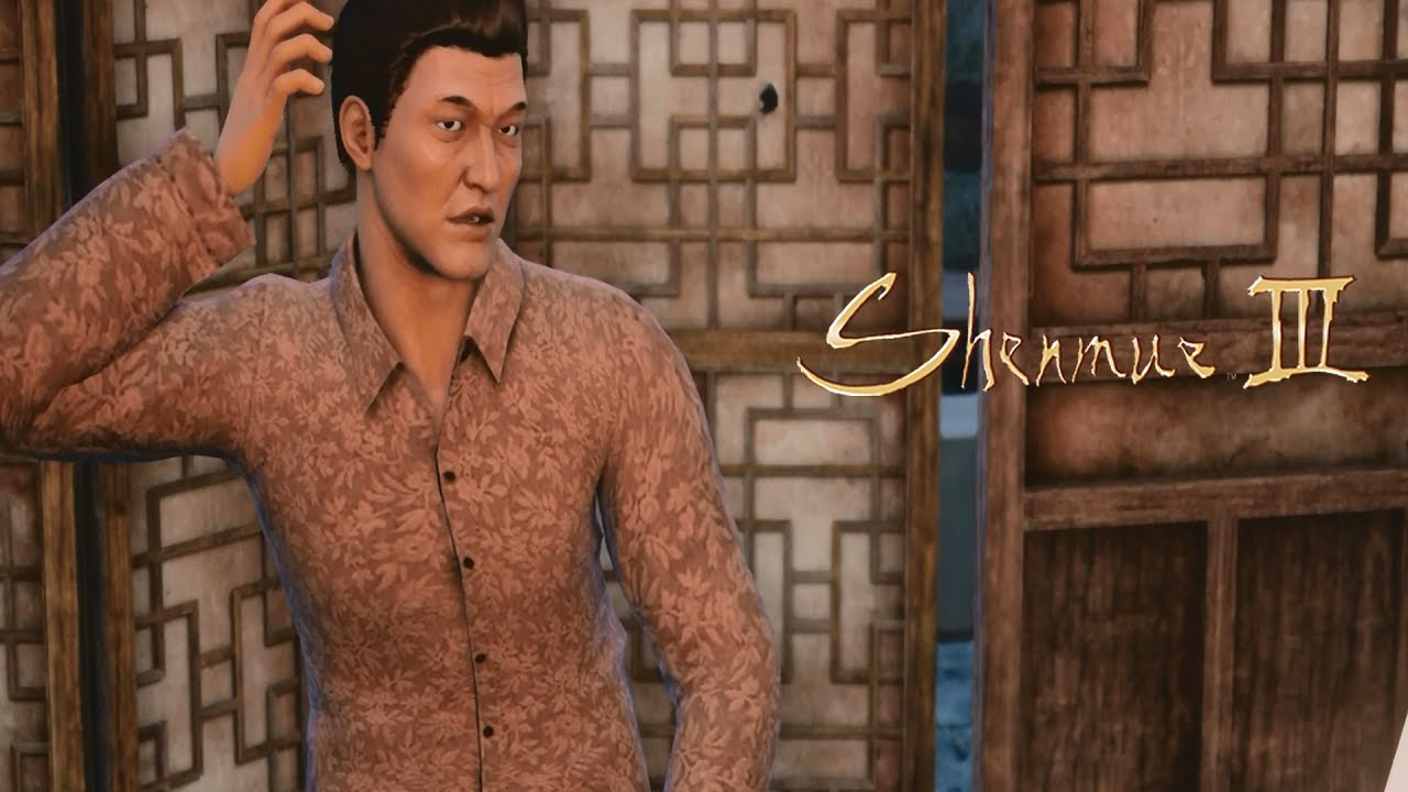 [How to win] SHENMUE 3 SIDE QUEST BAILU