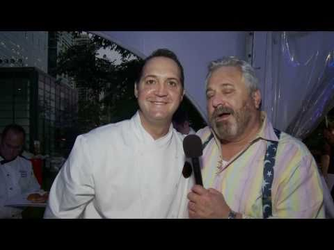 Brian Wright - Rosebud @ Dining Chicago With David Lissner, The Food Dude