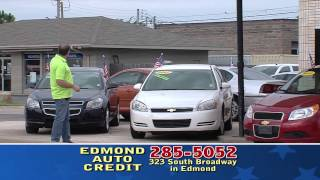 Edmond Auto Credit - August 2015