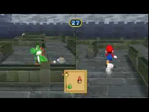 Mario Party 9 – Every Bowser Jr. Minigame