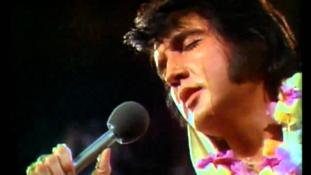 Elvis Presley I'm So Lonesome I Could Cry