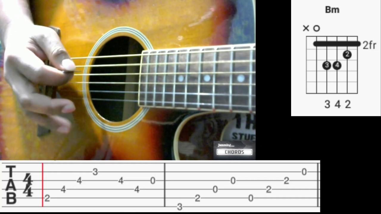 Kryptonite  15 doors down I EASY Guitar Lesson Tutorial