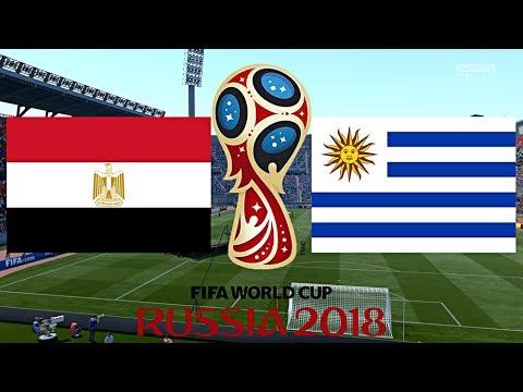Aegypten Uruguay