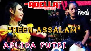 Deen Assalam(Cover kendang cak Nophie a501) - Arlida Putri - Om ADELLA live manukan wetan Surabaya