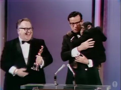 John Chambers Receives an Honorary Award: 1969 Oscars