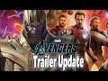 Avengers 4 Trailer Update: TERRIBLE News for Marvel Fans...
