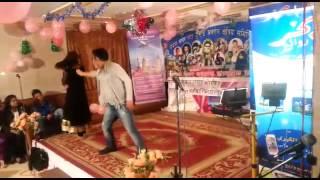 Tulsi aagan ma ropoula dance by Bimal Namrata